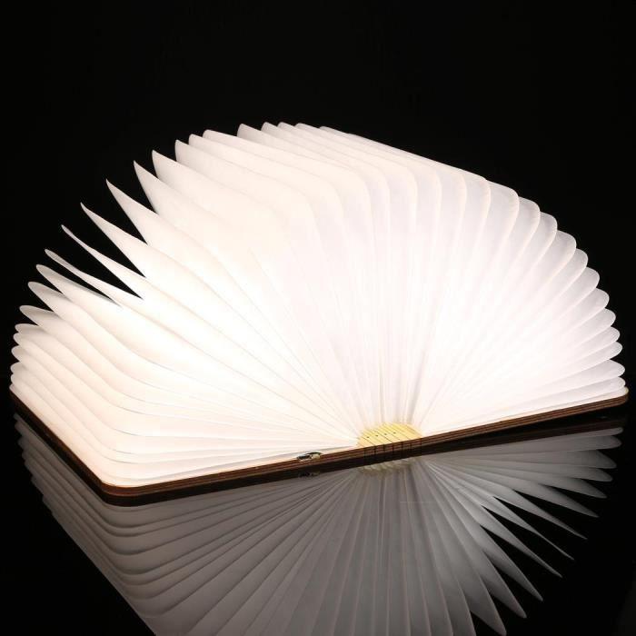 Lampe Étagère Table Led Veilleuse Pliante Lumière Magnétique Maison 9EDH2YWI