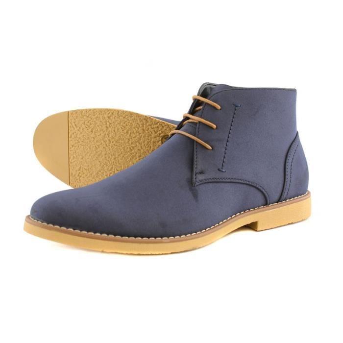 Basket R Shoes Valdo Bleu