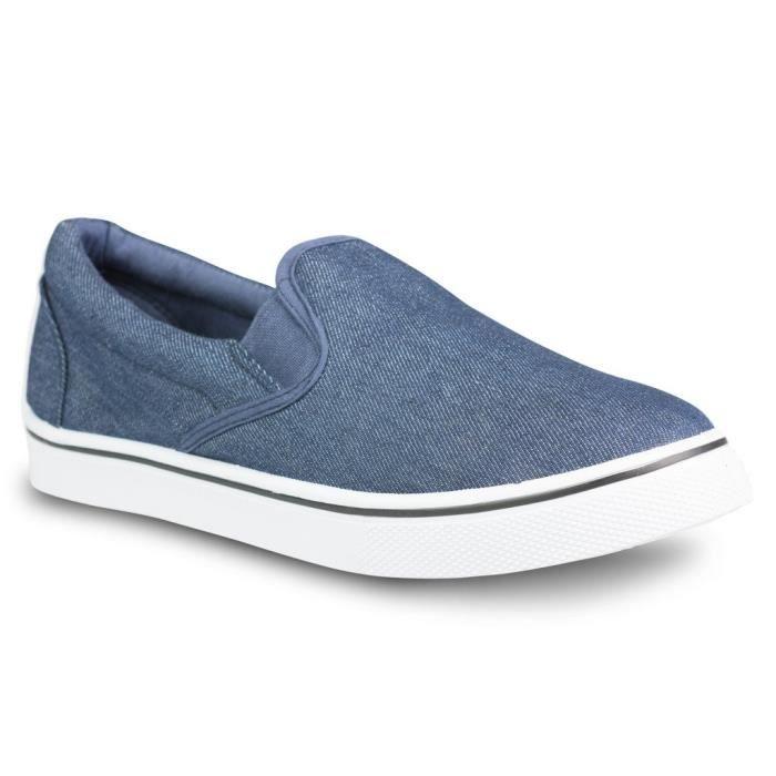 Gore Slip-on Casual Sneaker VJE9U Taille-43