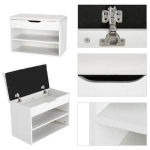 banc coffre d entree achat vente pas cher. Black Bedroom Furniture Sets. Home Design Ideas