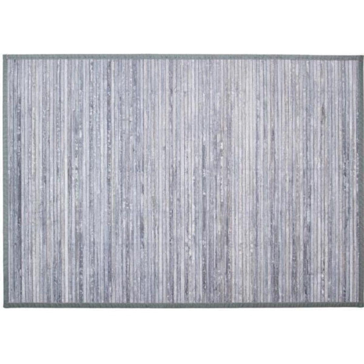tapis salon en bambou achat vente tapis salon en bambou pas cher cdiscount. Black Bedroom Furniture Sets. Home Design Ideas