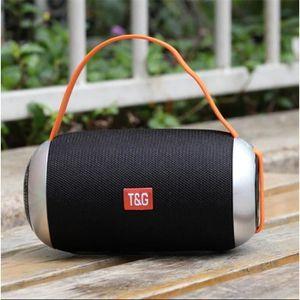 ENCEINTE NOMADE Haut-parleur Bluetooth étanche Enceinte 10W,Surrou