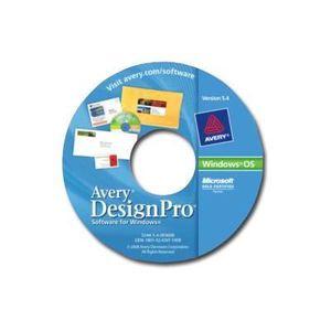 BUREAUTIQUE Logiciel d'étiquetage AVERY Zweckform DesignPro 5