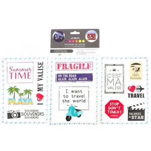 Stickers Pour Valise