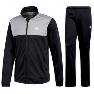 best service 406a7 9583e SURVÊTEMENT Jogging Homme Adidas Performance Noir et Gris