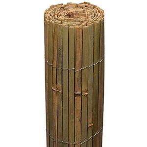 CLÔTURE - GRILLAGE Sol Royal Canisse en bambou 90x600cm SolVision B89