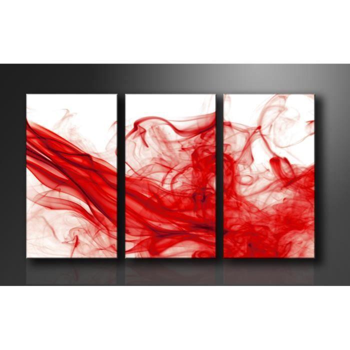 tableau triptyque imprim 160x90 cm abstrait achat. Black Bedroom Furniture Sets. Home Design Ideas