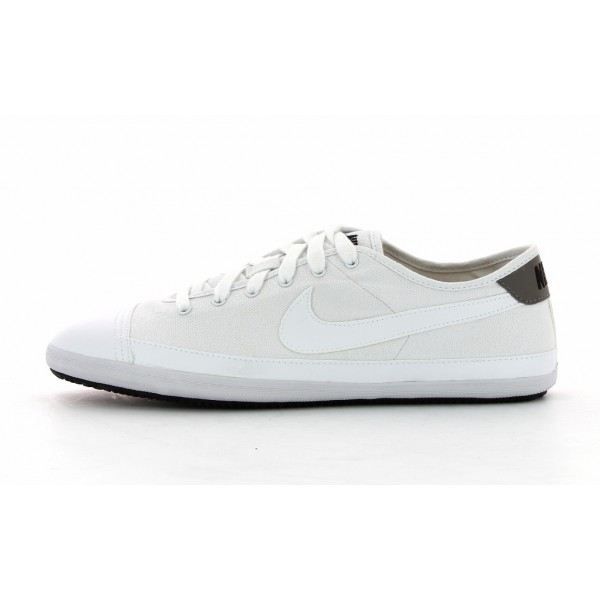 chaussures nike toile noir homme