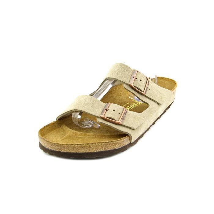 SANDALE - NU-PIEDS Birkenstock Arizona Cuir Sandale
