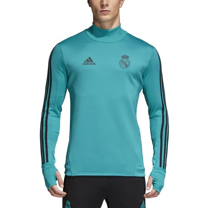 COUPE-VENT DE SPORT Training top Real Madrid 2018