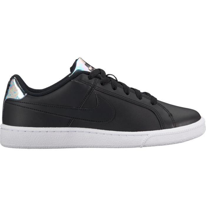 Pour Baskets Royale Court Vente Achat Noir Nike Femme m8OvNn0wy