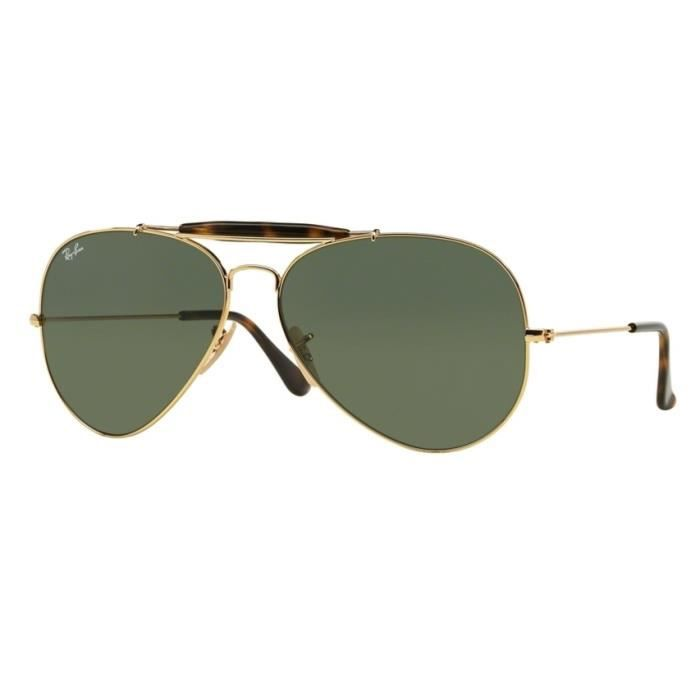 Or RB homme BAN 3029 pour II OUTDOORSMAN 181 soleil Lunettes de RAY 0wtppYq