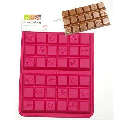 moule tablette chocolat achat vente moule tablette chocolat pas cher soldes d s le 10. Black Bedroom Furniture Sets. Home Design Ideas