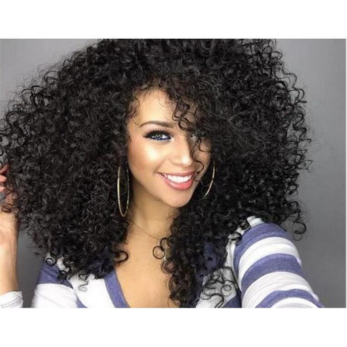 Perruque Cheveux Naturels pour Femme perruque