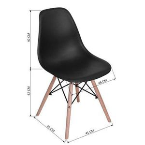 Chaise scandinave achat vente chaise scandinave pas for Soldes chaises dsw