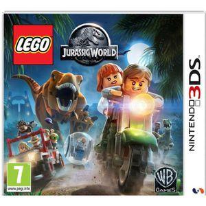 JEU 3DS LEGO Jurassic World Jeu 3DS
