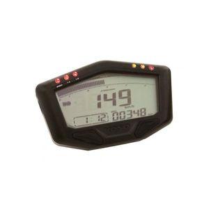 COMPTEUR Compteur de vitesse KOSO DB-02 multifonctions noir