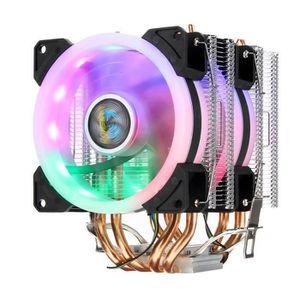 VENTILATION  SMRT NEUFU Ventilateur processeur LED 4 Pin Pour i