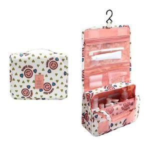TROUSSE DE TOILETTE  sac de toilette maquillage Voyage Pink