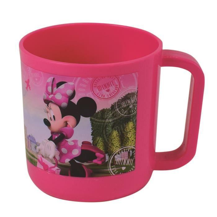 MINNIE Mug - Rose et noir