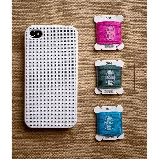 coque iphone 6 brodé