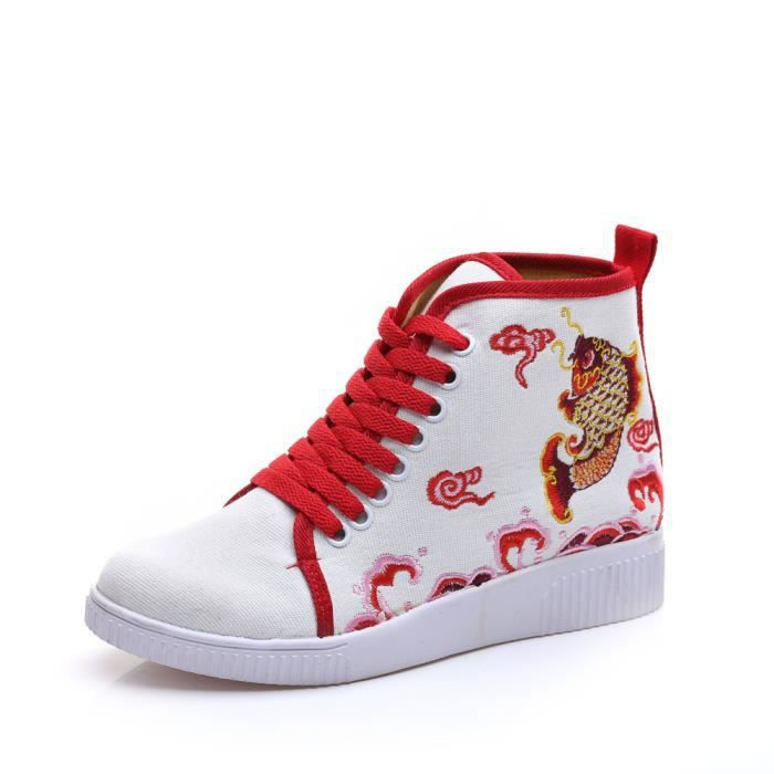 Femme Baskets Chaussures 7y9xY
