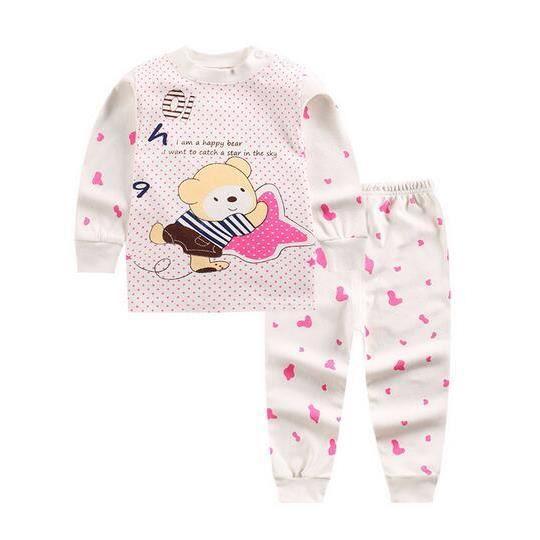 3a10cfd71a 1-5 ans vieux sous-vêtements en coton pour enfants Blanc Blanc ...