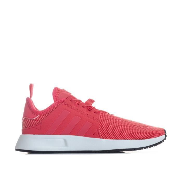 sale retailer 3a007 7c707 BASKET Baskets adidas Originals X PLR pour fille en rose