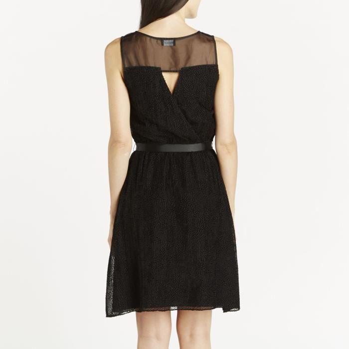 Robe courte - noir