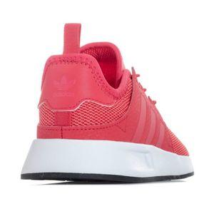 big sale d40ae 9931c ... BASKET Baskets adidas Originals X PLR pour fille en rose ...