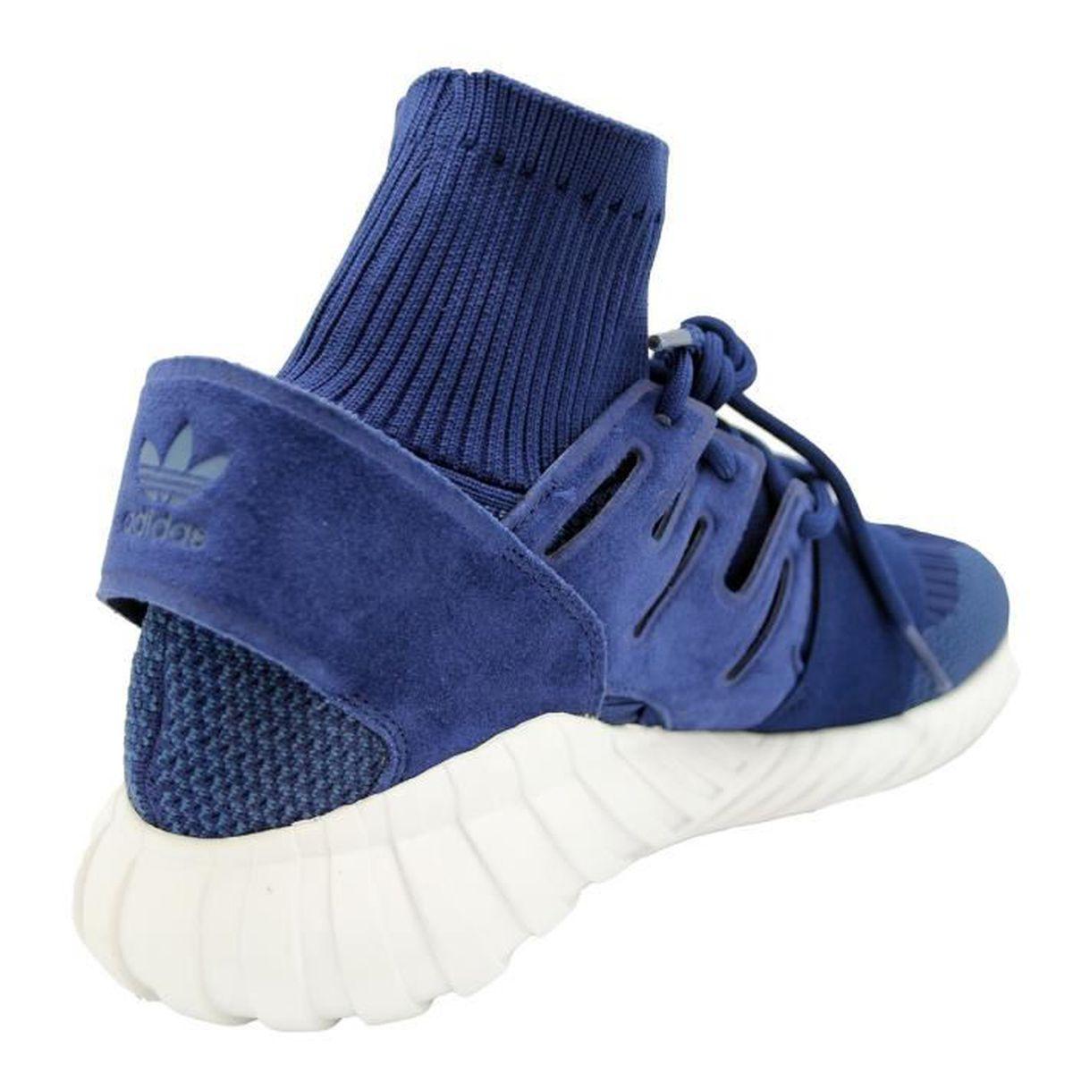 53edc2088cec1 ... purchase adidas originals tubular doom primeknit chaussures bleu bleu  achat vente basket soldes dès le 9