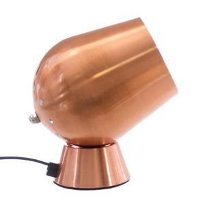 LAMPE A POSER Lampe touch à poser - Originale et Design - Cuivré