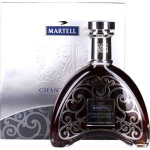 DIGESTIF EAU DE VIE Liqueur (ou Alcool) - Cognac Martell Chanteloup Pe