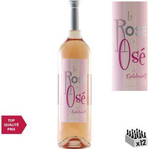 VIN ROSÉ Domaine de Castelnau Le Rosé Osé Pays d'Oc Rosé 20