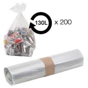 sac poubelle transparent achat vente pas cher. Black Bedroom Furniture Sets. Home Design Ideas