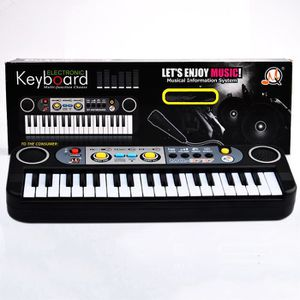 PACK PIANO - CLAVIER 37 touches petit clavier électronique Piano jouet