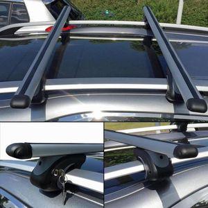 BARRES DE TOIT 1.24mm barres de toit de voitures véhicules rack b