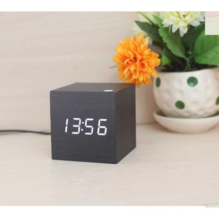 reveil matin achat vente reveil matin pas cher soldes d s le 10 janvier cdiscount. Black Bedroom Furniture Sets. Home Design Ideas