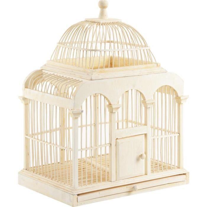 Cage à oiseaux en bambou - Achat   Vente volière - cage oiseau Cage ... b288829745a3