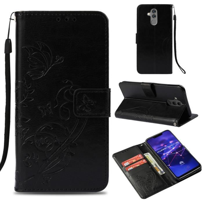 coque huawei mate 20 portefeuille