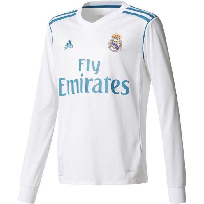 Maillot Domicile Real Madrid LONGUES