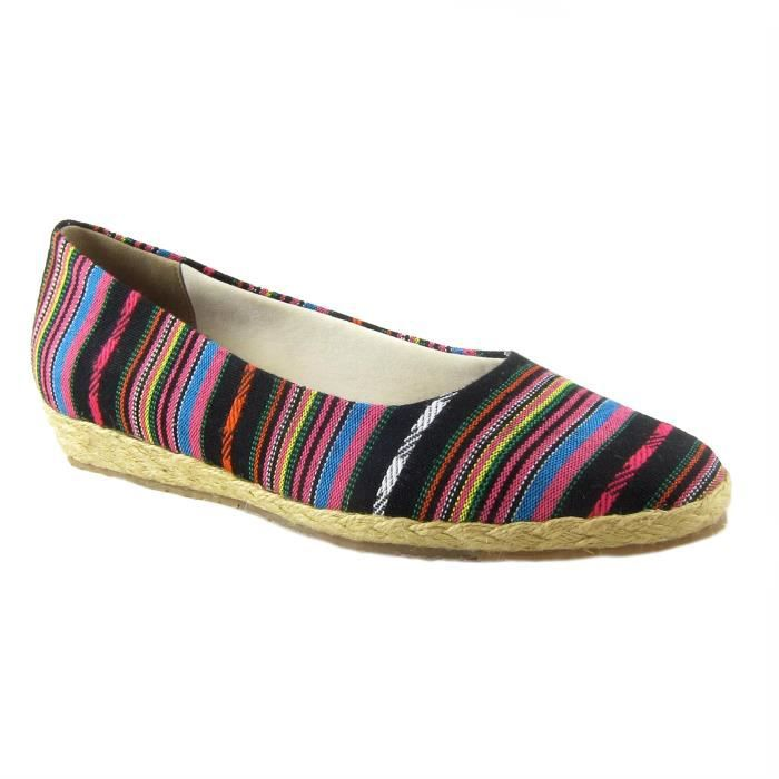 Gulf Port Espadrille B5YOC Taille-40 GPc2A