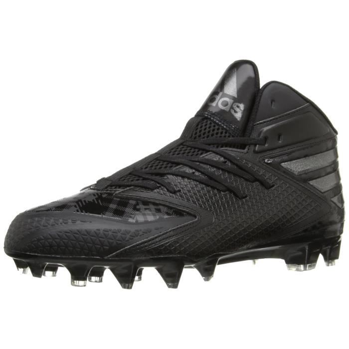 wholesale dealer 1db55 a936d Adidas Performance Freak X Carbon Mid Football Chaussures LPJN5 Taille-46  1-2
