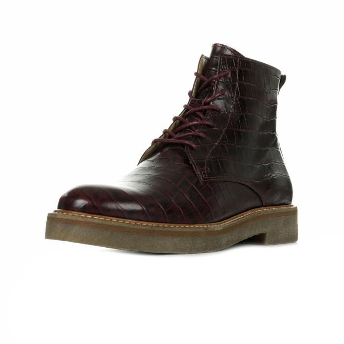Bordeaux Vente Bordeaux Boots Achat Violet Oxigeno Kickers qwHnxzPv