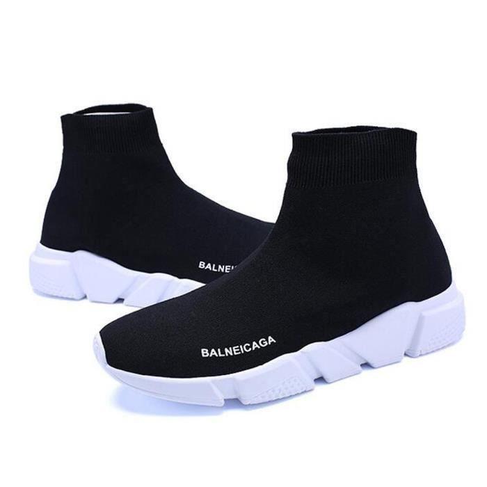 Chaussure chaussette - Achat   Vente pas cher 14d1858836c