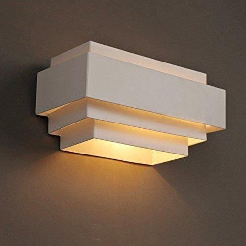 moderne mur lampe led mur e27 parfait pour le salon. Black Bedroom Furniture Sets. Home Design Ideas
