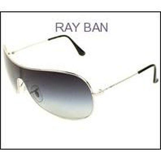 4b99be7add36b0 Lunettes de soleil Ray Ban - RB3211 Gris, Argent - Achat   Vente lunettes  de soleil Mixte - Cdiscount