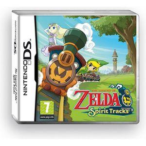 JEU DS - DSI THE LEGEND OF ZELDA SPIRIT TRACKS / DS-2DS-3DS