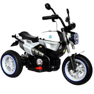 MOTO - SCOOTER Liberté, Moto électrique pour enfant 12V, Modèle C