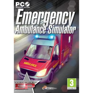 JEU PC Emergency Ambulance Simulator (PC CD) [UK IMPORT]